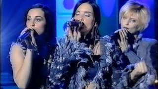 B*Witched - Blame It On The Weatherman (live The National Lottery)