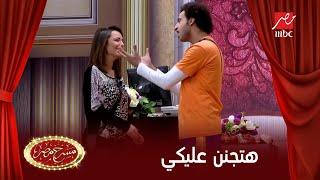 لما تكون ألدغ وتشتغل في مسرح مصر