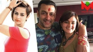 Bollywood News l Salman Khan launch Rakhi Sister Shweta Rohira in bollwood