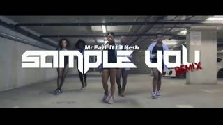 Mr Eazi ft Lil Kesh - Sample You Remix [official Dance Video]