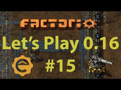 Factorio 0.16 Let s Play 15 Iron outpost