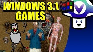 [Vinesauce] Vinny - Windows 3.1 Games