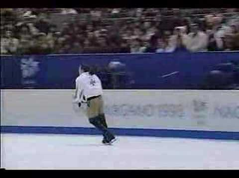 Philippe Candeloro - 1998 Oly - D'Artagnan (Perfect Quality)