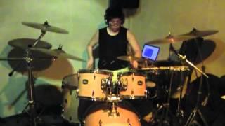 วัดใจ - Silly Fools (Drum covered by Aong Nattawit)