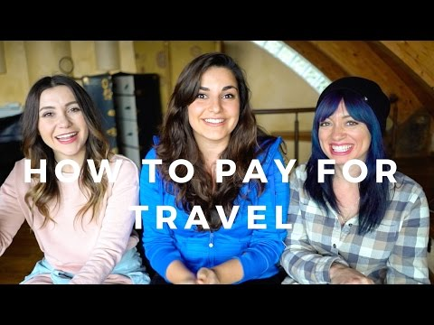 How to Save Money to Travel ft. HeyNadine and Kristen Sarah