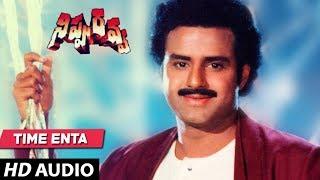 Nippu Ravva - TIMENTHA song | Balakrishna | Vijayashanti Telugu Old Songs