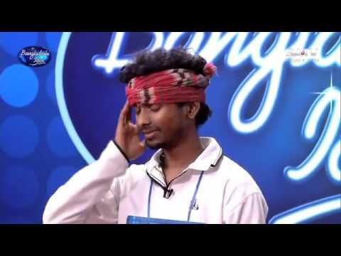 srs kushtia   Bangladeshi Idol Audition   Srabon Kumar JUWEL
