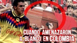 Conoce el Día que Amenazar0n a Cuauhtemoc Blanco en Colombia en Libertadores Boser Salseo