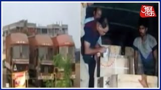 3 Containers With Rs. 570 Crores Stuck On Roads Becuase Of Imprudence Of Security Agencies