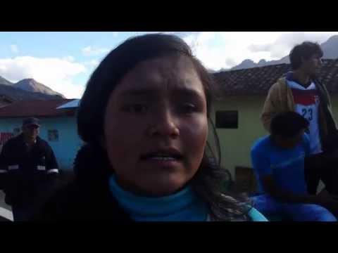 JIRCAN HUAMALIES HUANUCO PERU