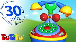 TuTiTu Specials | Telephone | Best Kids Toys | 30 Minutes Special
