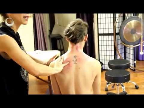 Gua Sha class at Zion Massage College