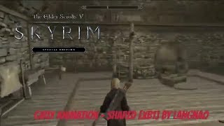 Skyrim SE Xbox One Mods| Girly Animation - Shared [XB1]