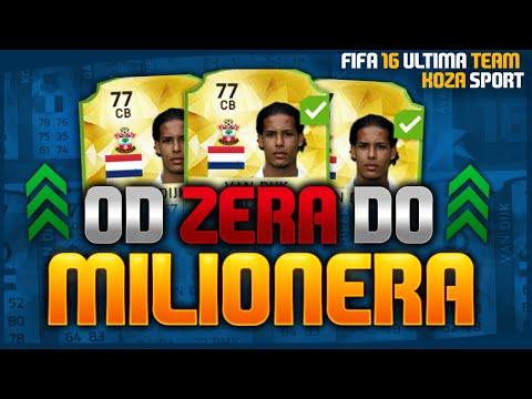 watch FIFA 16 - od ZERA do MILIONERA - 3# HOLENDERSKI PROFIT I JEDNORAZÓWKI!