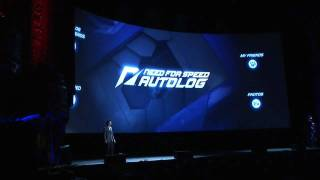 E3 2010 Need For Speed: Hot Pursuit - Stage Demo