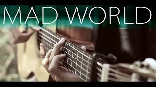 Gary Jules - Mad World⎪Fingerstyle guitar + TABS