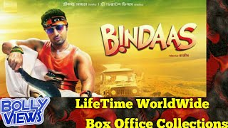 BINDAAS 2014 Bengali Movie LifeTime WorldWide Box Office Collections Verdict Hit or Flop