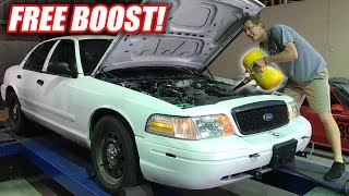 Ghetto Boosting Project
