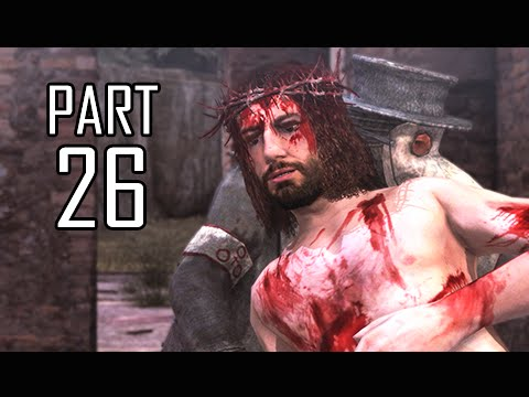 Assassin's Creed Brotherhood Walkthrough Part 26 - Save Jesus (ACB Let's Play Commentary)