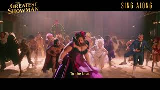 The Greatest Showman  | Sing-Along with This Is Me | 2018