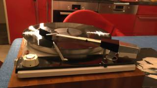 1964 PE33 Studio turntable 1963 Shure M33/7 Toscanini 1953 Dvorak 9 new world MOV 2 Vinyl LP HQ