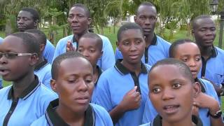 Rodan Schools Choir Mwanza -Nimeshaa Gundua