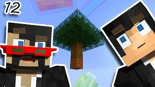 Minecraft: Sky Factory Ep. 12 w/ X33N - FELL OUT OF THE WORLD