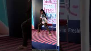 OPPO Times Fresh Face 2017 part 2 at SVIMS College
