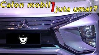 Mitsubishi Xpander - Kesan Pertama