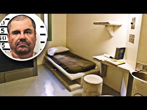 Xxx Mp4 Inside El Chapo 39 S Newest Supermax Prison Cell 3gp Sex