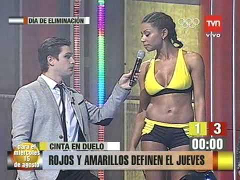 Calle 7 Décima Temporada Dominique Lattimore se auto nomina 03 08 2012