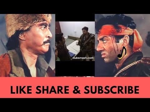 Xxx Mp4 Ghatak Movie Dubsmash Anurag Vatsya Sunny Deol Danny Meenakshi Amrish Puri 3gp Sex