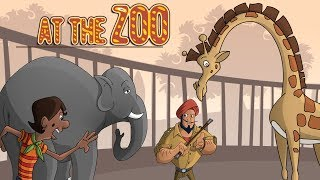 Chorr Police - At the ZOO