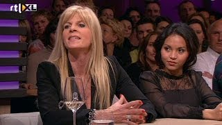 Kim Holland woest na afblazen stage - RTL LATE NIGHT