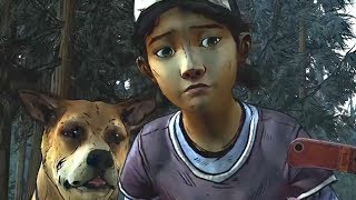 The Walking Dead Season 2 Episode 1 FULL - Gameplay Walkthrough Clementine