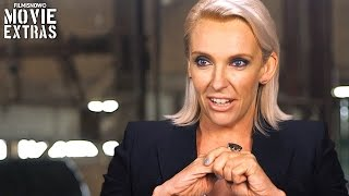 xXx: Return of Xander Cage | On-set visit with Toni Collette