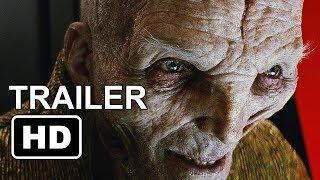 Star Wars 8 Final Trailer (2017) Mark Hamill, Daisy Ridley Sci-Fi Movie HD