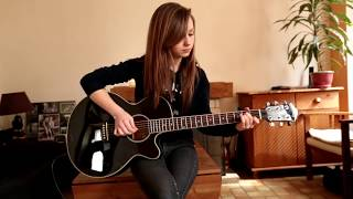 Led Zeppelin - Stairway to heaven (cover by Chloé)
