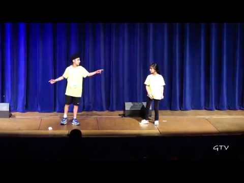 Brother vs Sister Bhangra Competition @ Elite 8 Bhangra 2015