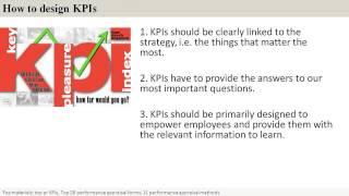 Education KPIs