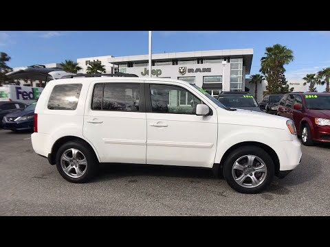Xxx Mp4 2013 Honda Pilot Orlando Deltona Sanford Oviedo Winter Park FL CS877288A 3gp Sex