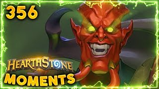 The Crazy Jaraxxus Squad!! | Hearthstone Gadgetzan Daily Moments Ep. 356 (Funny and Lucky Moments)