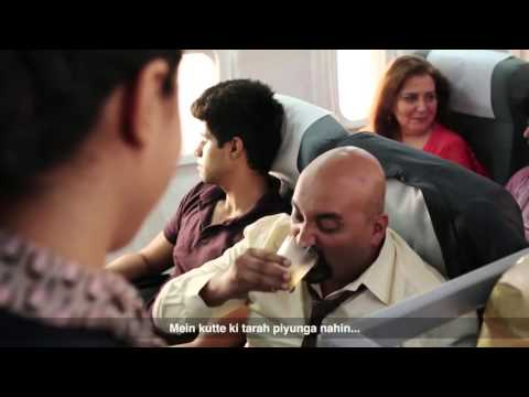 Latets And Very Funny Indian Air Hostess