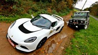 Download SPORTS CAR vs OFF ROAD 3Gp Mp4