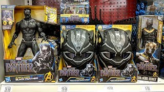 Black Panther Movie Toys: Spotted at ToysRUs