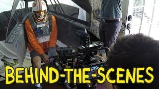 Star Wars: Battle of Hoth - Homemade Behind the Scenes
