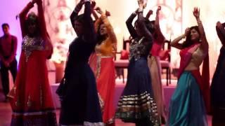 Nikeeta + Shivu's Wedding: Nashaa Dance