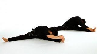 How to Do Basic Sitting Stretches | Taekwondo Training