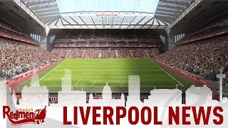 MASSIVE ANFIELD EXPANSION NEWS!