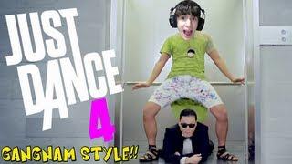 FAVIJ SU GANGNAM STYLE!! - Just Dance 4
